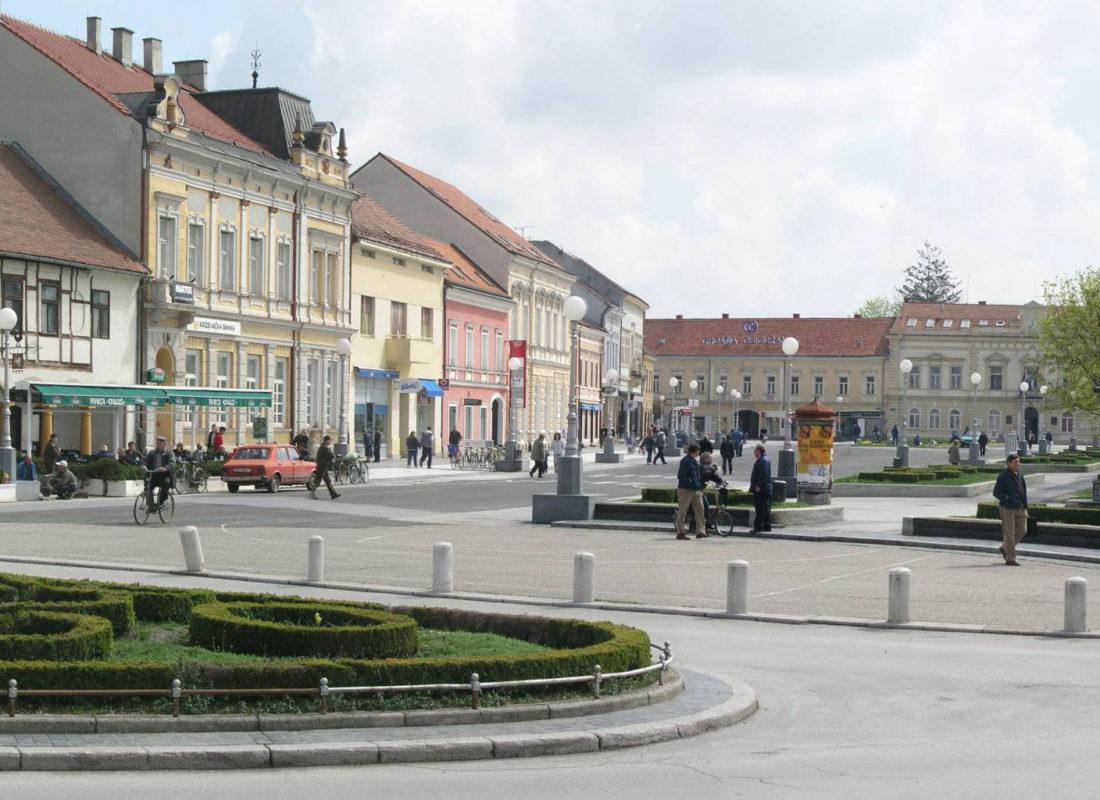titleGradski trg Koprivnica
