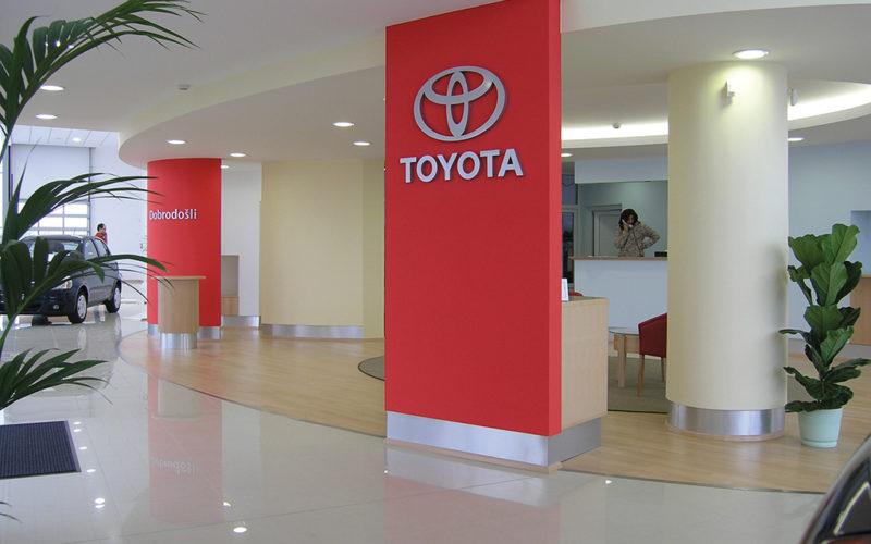 titleToyota-Lexus centar