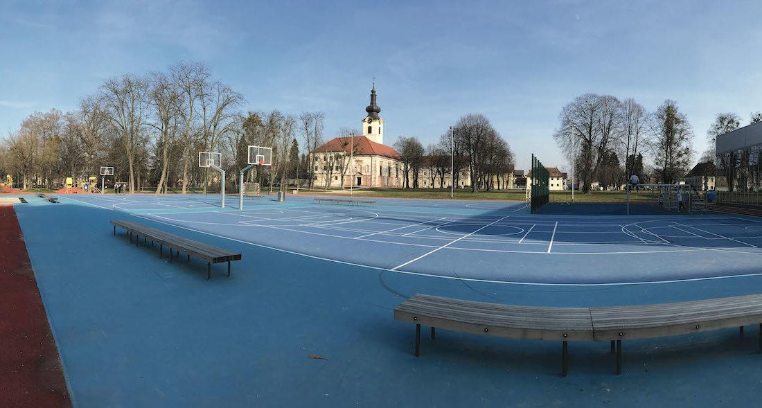 titleGradski park i igralište OŠ A.N. Gostovinski